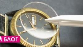 Часовници под лупа: стъкла за часовници, материали и характеристики