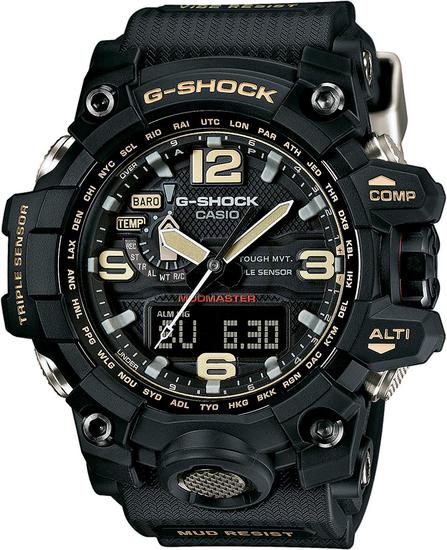 CASIO G-SHOCK MUDMASTER GWG 1000-1A