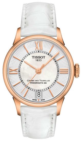 TISSOT CHEMIN DES TOURELLES T099.207.36.118.00
