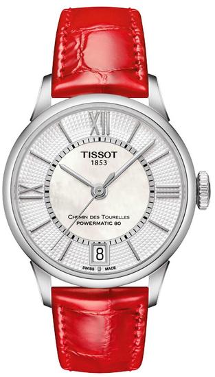 TISSOT CHEMIN DES TOURELLES T099.207.16.118.00