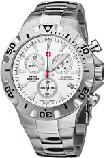 SWISS MILITARY CHRONO 20087ST-2M