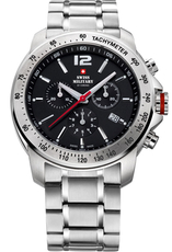 SWISS MILITARY CHRONO SM34033,01
