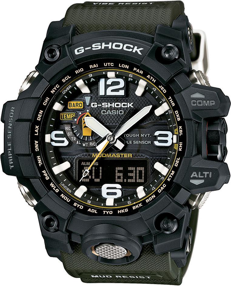 CASIO G-SHOCK MUDMASTER GWG 1000-1A3