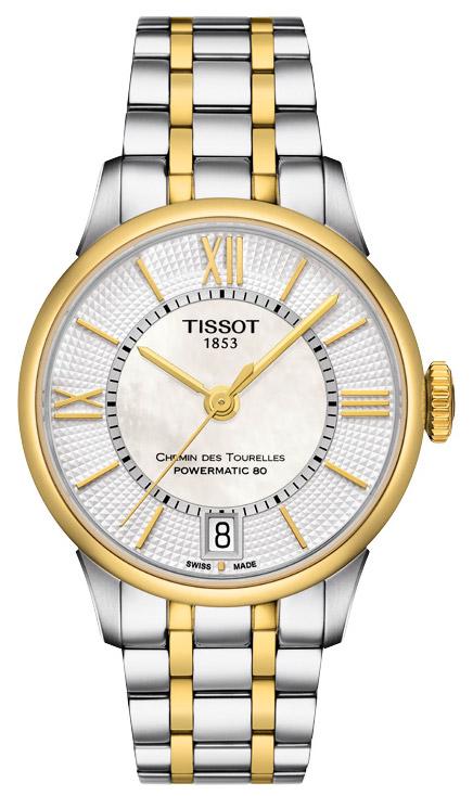 TISSOT CHEMIN DES TOURELLES T099.207.22.118.00
