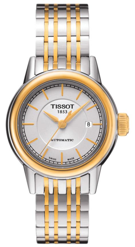 TISSOT Carson Automatic T085.207.22.011.00