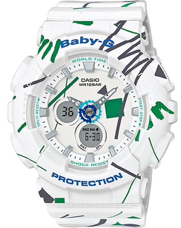 CASIO BABY-G BA 120SC-7A