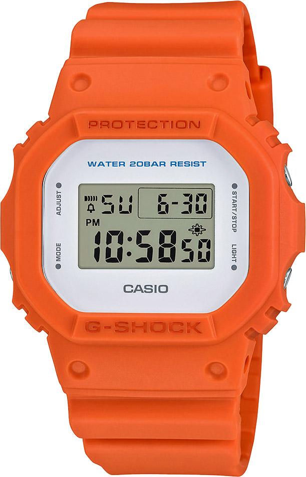 CASIO G-SHOCK G-SPECIALS DW 5600M-4