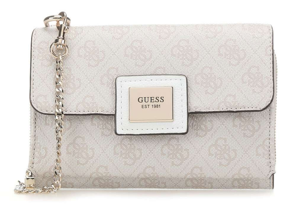 GUESS CANDACE BELT BAG LOGO ALL OVER HWSG76688000-STO