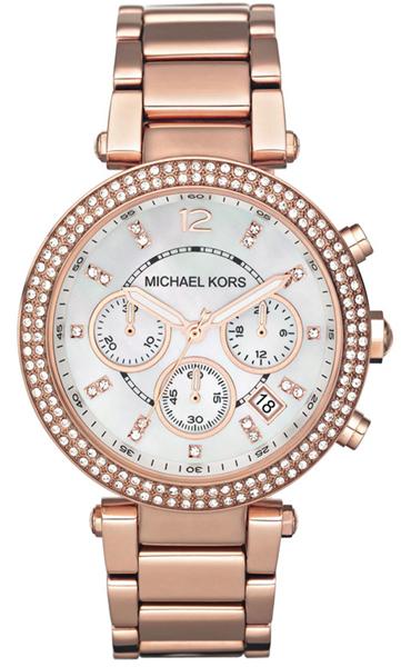 MICHAEL KORS Parker Chronograph MK5491