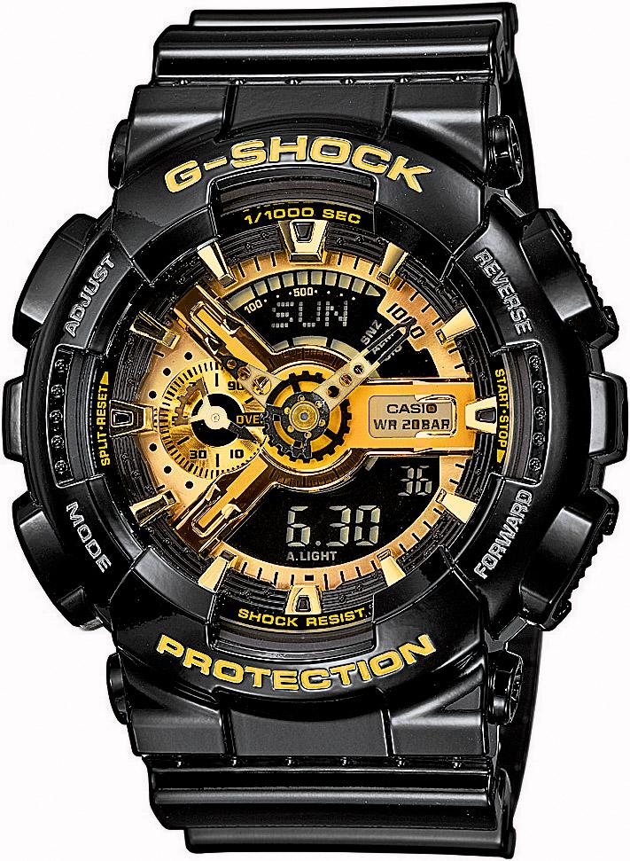 CASIO G-SHOCK G-CLASSIC GA 110GB-1A